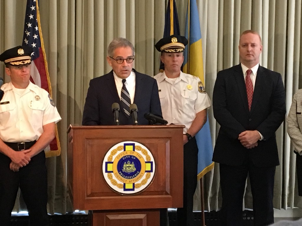 DA announces high-level arrests in Kensington-based drug trafficking