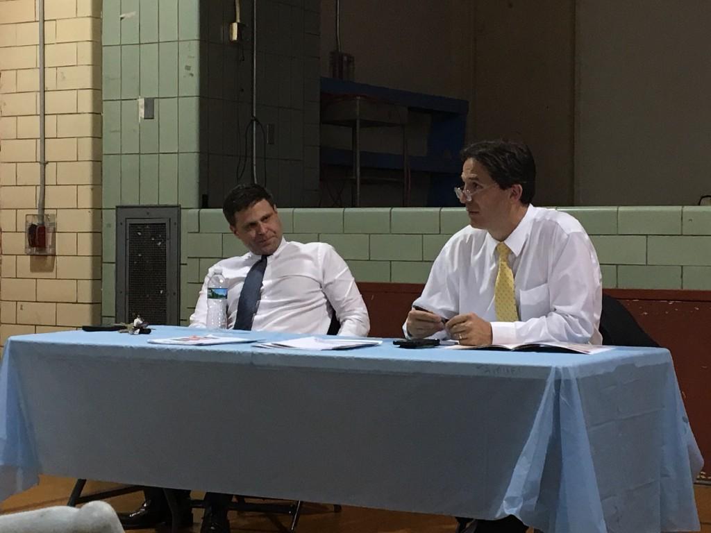 Solomon and Hohenstein talk about Harrisburg's Philadelphia